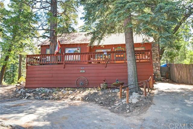 705 Cedar Ln, Twin Peaks, CA 92391