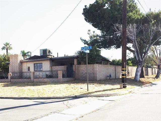 157 S Joyce Avenue, Rialto, CA 92376
