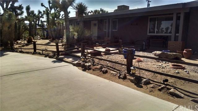 56835 El Dorado, Yucca Valley, CA 92284