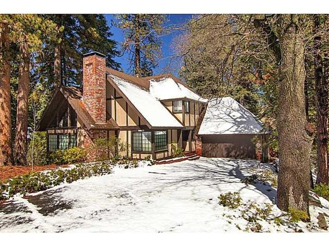 26691 Thunderbird, Lake Arrowhead, CA 92352