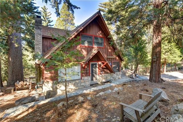 25866 Mile Pine Road, Twin Peaks, CA 92391