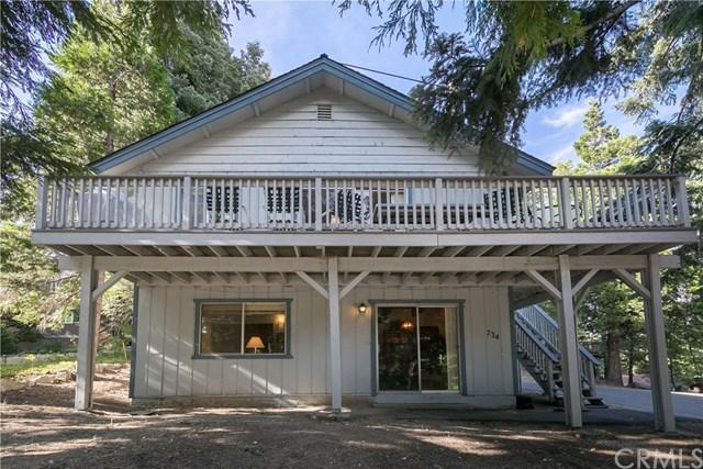 736 Pinacle Drive, Lake Arrowhead, CA 92352