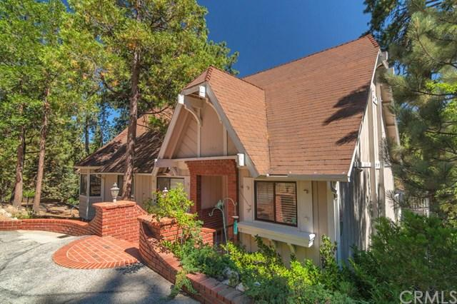 907 Teakwood Dr, Lake Arrowhead, CA 92352