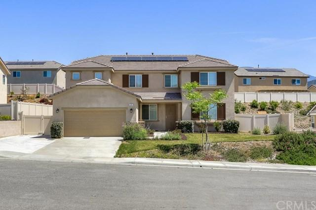 154 Coyote Ct, Calimesa, CA 92320