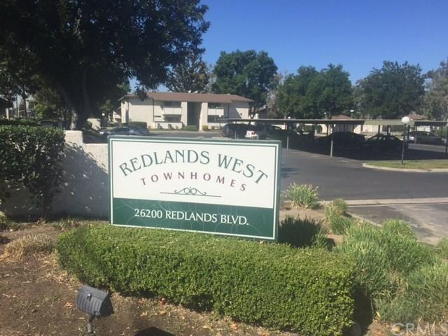 26200 Redlands Blvd #124, Redlands, CA 92373