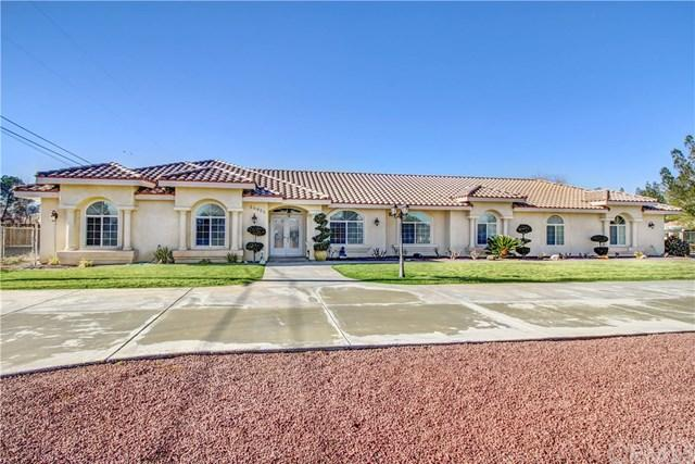 20825 Rancherias Rd, Apple Valley, CA 92307