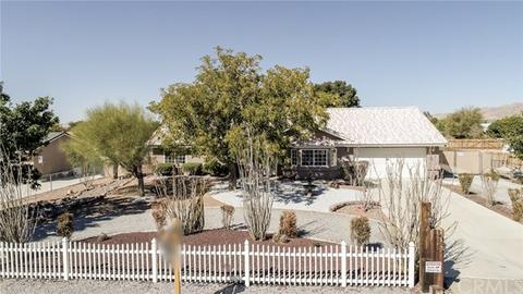 22170 Shandin Rd, Apple Valley, CA 92307