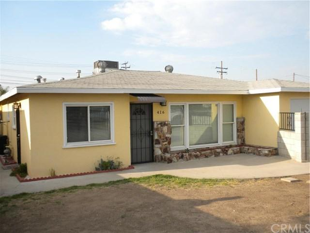 416 W 4th St, Perris, CA 92570
