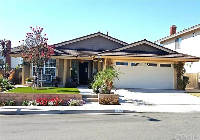 11 Calle Vaqueta, Rancho Santa Margarita, CA 92688