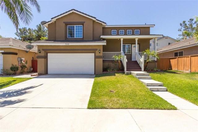 746 Viewtop Ln, Corona, CA 92881