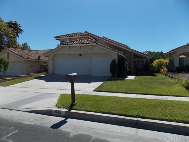 642 Rock Vista Drive, Corona, CA 92879