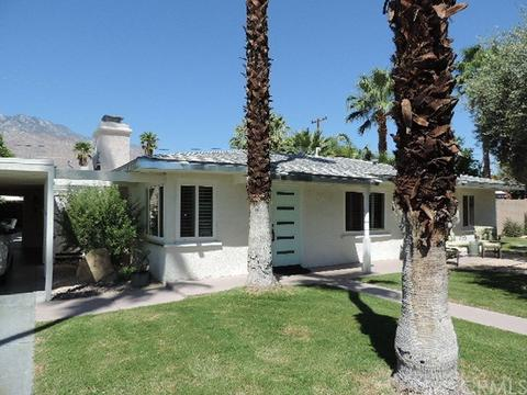 627 S Desert View Dr, Palm Springs, CA 92264