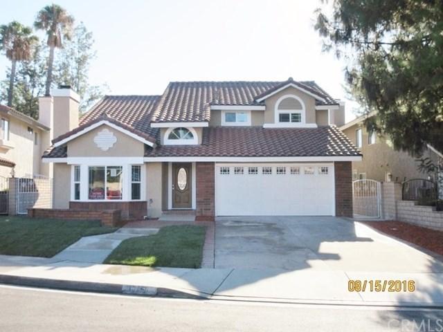 17861 Via Casitas, Chino Hills, CA 91709