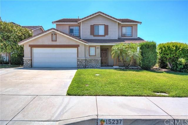 15237 Yeager Ave, Fontana, CA 92336