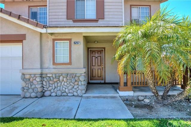 15237 Yeager Avenue, Fontana, CA 92336