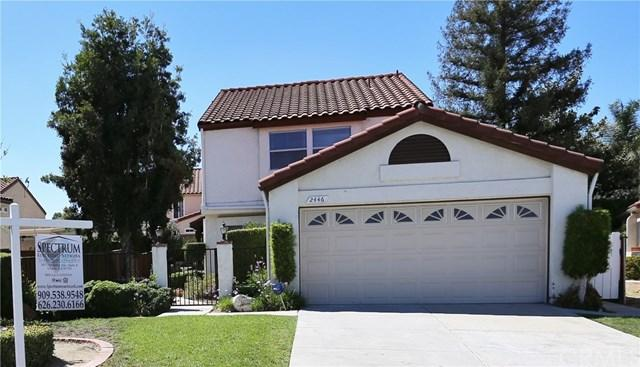 2446 Hillsborough Ln, Chino Hills, CA 91709