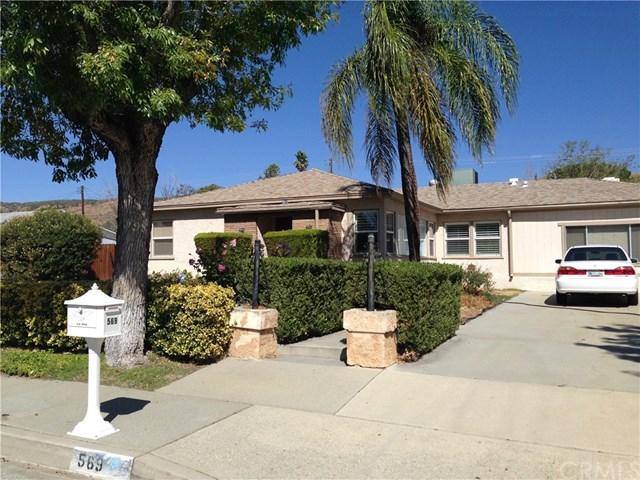 569 W Hoffer Street, Banning, CA 92220