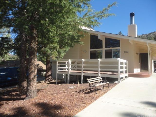 2335 E Canyon Drive, Wrightwood, CA 92397