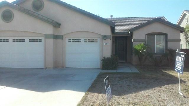 718 Carribean Place, San Jacinto, CA 92583