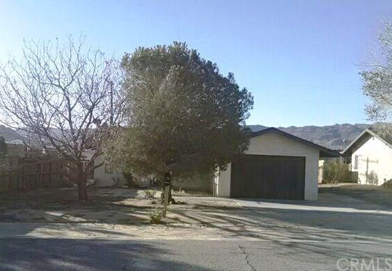 61801 Hilltop Dr, Joshua Tree, CA 92252