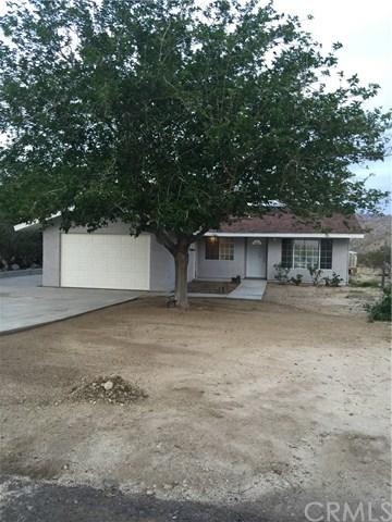 9657 Bella Vista Dr, Morongo Valley, CA 92256