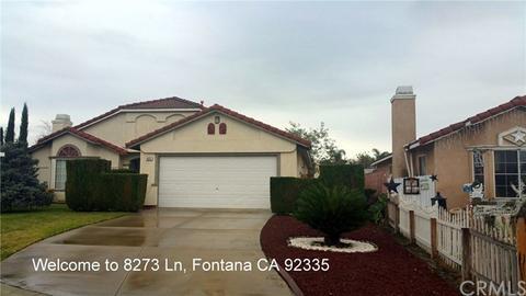 8273 Velvet Ln, Fontana, CA 92335