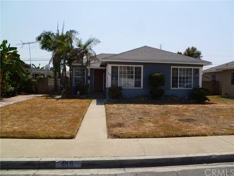 416 W Hammel St, Monterey Park, CA 91754