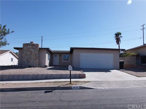 610 Kelly Dr, Barstow, CA 92311