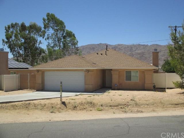 72133 Sunnyslope Drive, 29 Palms, CA 92277