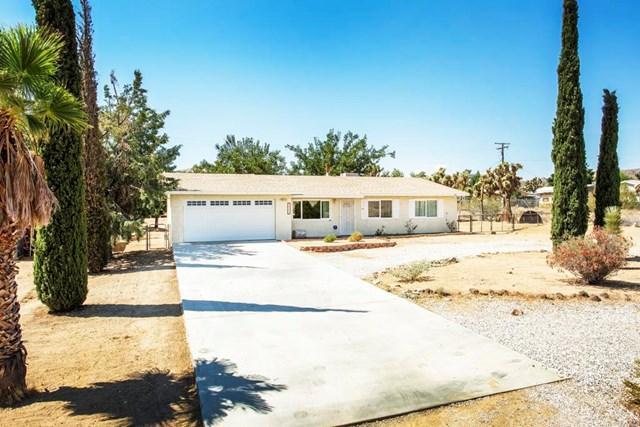 56579 Onaga, Yucca Valley, CA 92284