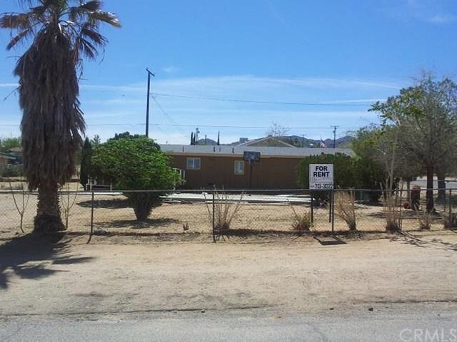 61579 Palm Vista Drive, Joshua Tree, CA 92252