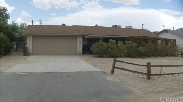 6783 Alpine Avenue, 29 Palms, CA 92277