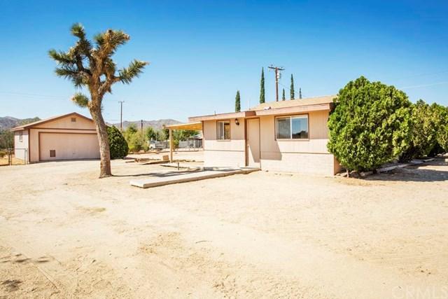 55953 Coyote, Yucca Valley, CA 92284
