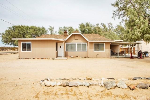 2945 Mesquite Springs Road, 29 Palms, CA 92277
