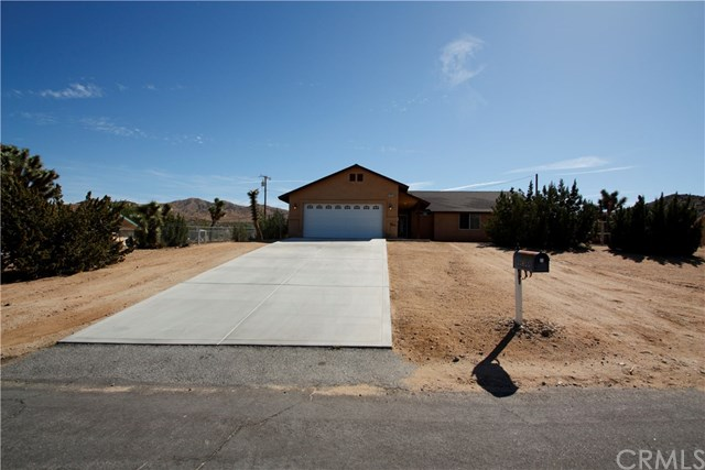 55855 Free Gold Drive, Yucca Valley, CA 92284