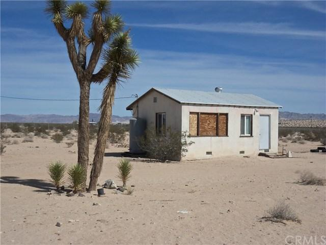 0 Whitaker, Joshua Tree, CA 92252