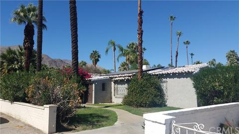 418 E Via Colusa, Palm Springs, CA 92262