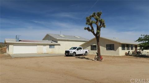 55350 Tracy Blvd, Yucca Valley, CA 92284