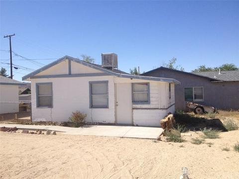 61986 Desert Air Rd, Joshua Tree, CA 92252