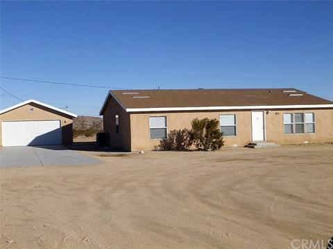 403 Homes For Sale In Joshua Tree CA
