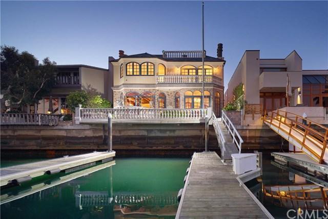 518 Harbor Island Dr, Newport Beach, CA 92660