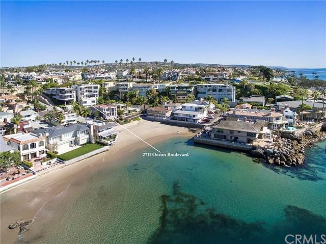 2711 Ocean Boulevard, Corona Del Mar, CA 92625