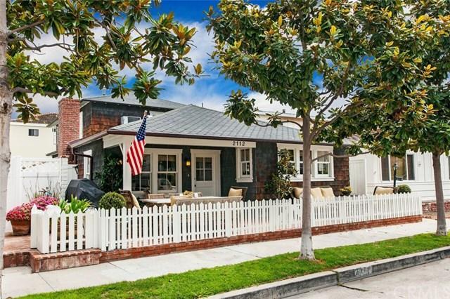 2112 Seville Ave, Newport Beach, CA 92661