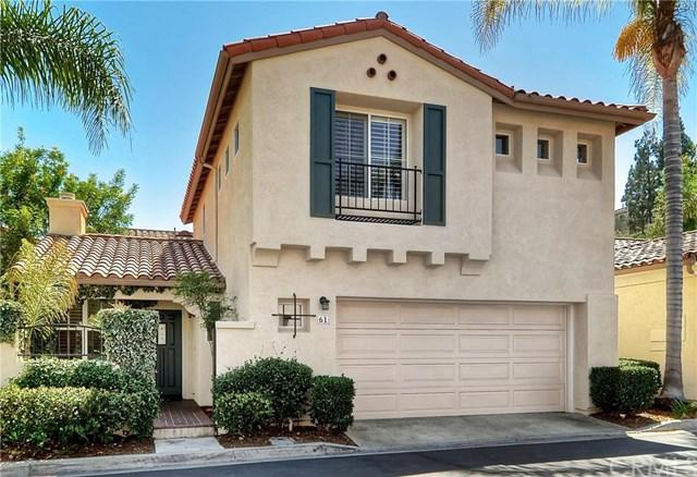 61 Colony Way, Aliso Viejo, CA 92656