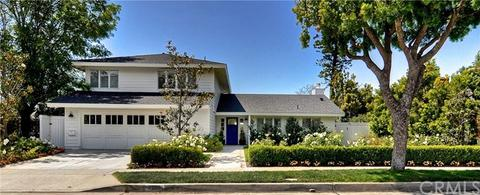 2607 Bamboo St, Newport Beach, CA 92660