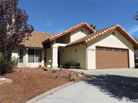 1740 Rambouillet Rd, Paso Robles, CA 93446