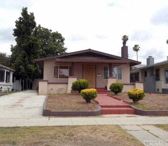 1229 W 52nd St, Los Angeles, CA 90037