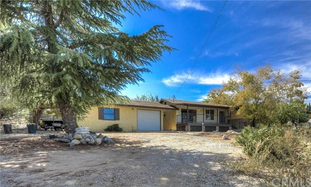 555 Mesquite Rd, Pinon Hills, CA 92372