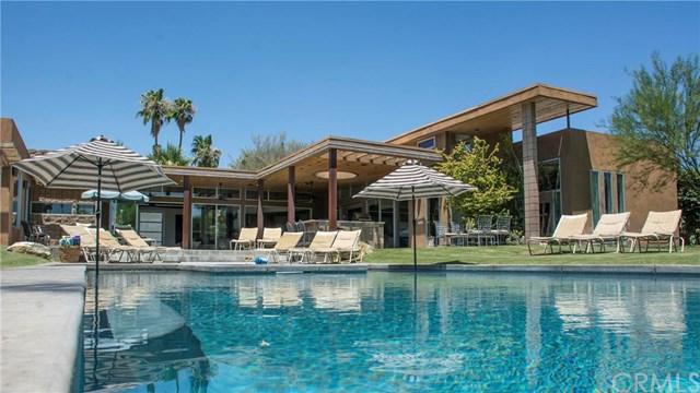 1125 E Granvia Valmonte, Palm Springs, CA 92262