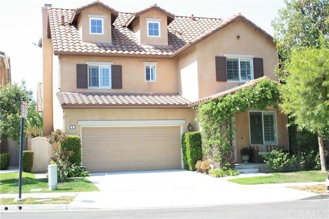 8 Iron Springs, Irvine, CA 92602